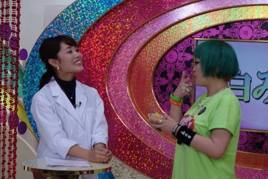 11月27日放送TOKYO MX『おしえて!美bien!!!』に管理栄養士として出演しております。