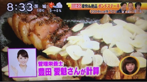2月28日、日本テレビ系列『シューイチ』一部コーナーを監修致しました。