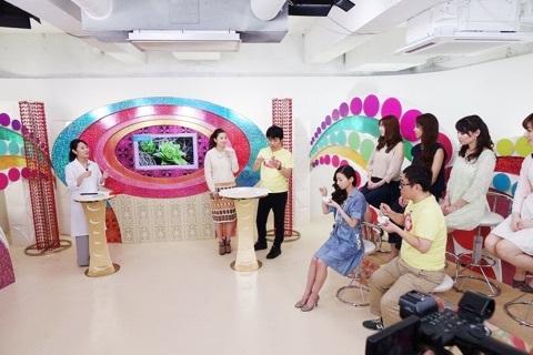 4月15日放送TOKYOMX『教えて美ビアン』に出演しました。