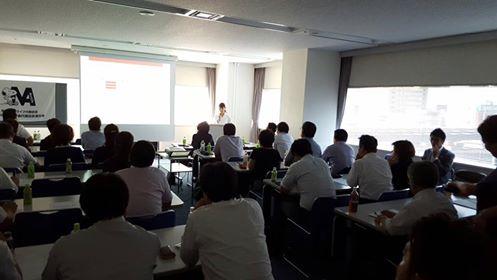 7月29日開催『埼玉メットライフ代理店会夏期セミナー』に講師として登壇させて頂きました。