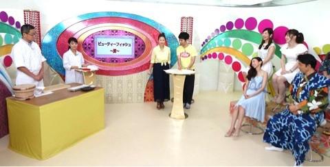8月26日放送TOKYOMX教えて美ビアン!に出演しました。