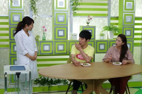 2016年10月20日深夜25時05分~TOKYOMMX 『おしえて!美ビアン』に準レギュラーとして出演しています。