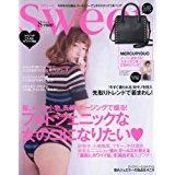 Sweet8月号『生理のお悩みをプロが解決!SWEET CLINIC 』に掲載されています。