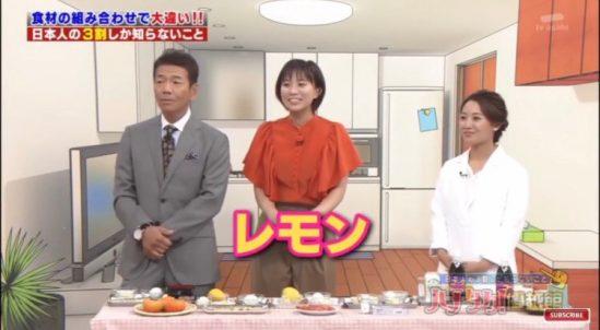 10月18日放送ハナタカ優越館に管理栄養士として出演致しました。