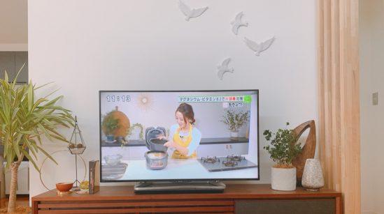 3月23日放送のテレビ西日本『土曜NEWSファイルCUBE』医食同源、偏頭痛改善レシピのVTRが届きました。